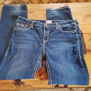L.A idol jeans